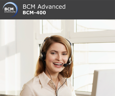 Bcm 300 Iso 22301 Business Continuity Management Systems